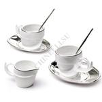 Chinelli Кофейный набор для экспрессо на 2 персоны 2005400
