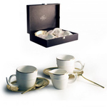 Chinelli Кофейный набор на 2 персоны 6005400