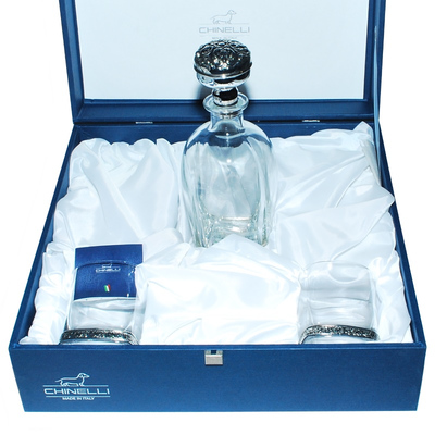 Chinelli Набор для виски на 2 персоны 2074302