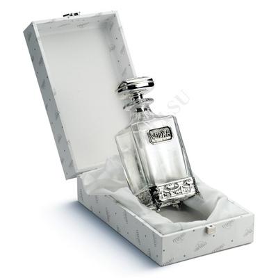 "Chinelli Бутыль с медальоном ""Vodka"" 280860"
