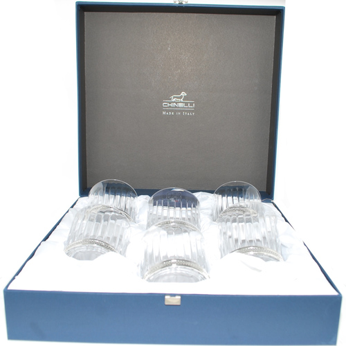 Chinelli Набор из 6 бокалов для виски 2208703