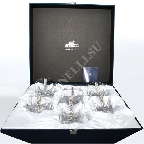 Chinelli Набор из 6 бокалов для виски 3053200