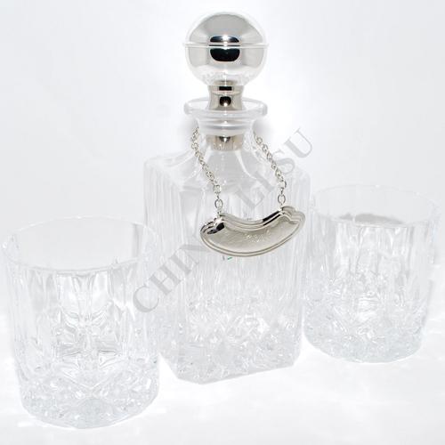Chinelli Набор для виски на 2 персоны 2005701